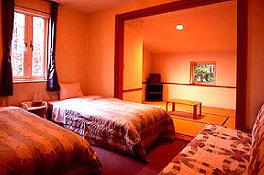 【12畳の和洋室でゆったり過ごす♪自慢のお食事&八ヶ岳を堪能♪2食付】